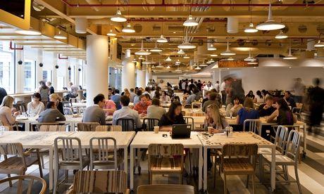 Google HQ London