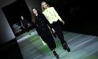 Giorgio Armani Autumn/Winter 2014 collection Milan Fashion Week