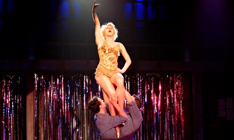 Alexis Owen-Hobbs in The Pajama Game, which is seeking funders online for a West End transfer
