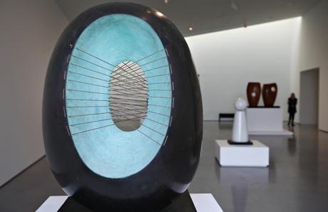 The Hepworth Wakefield Gallery Prepares For Opening