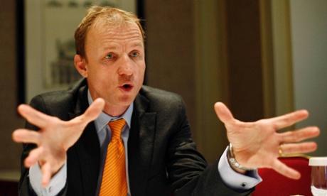 Olaf Swantee EE CEO