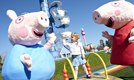 Peppa Pig World, Paultons Park, Hampshire