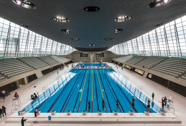 Life Aquatic With Zaha Hadid In Pictures Scorescan