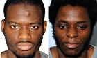 Michael Adebolajo and Michael Adebowale Woolwich