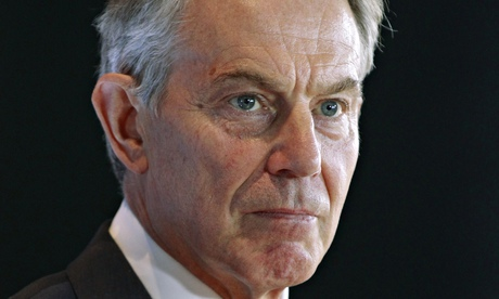 Tony Blair, 2013