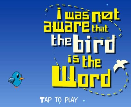 Surfin 'Bird (desculpem a lagarta ...)