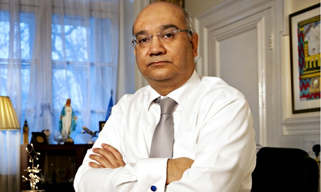 Keith Vaz, chairman of the home affairs select committee i