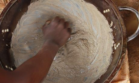 Handling mercury in gold mining Bagega Nigeria