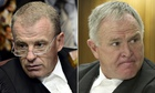 Gerrie Nel and Barry Roux