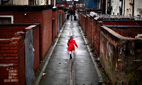 Tackling child poverty: the coalition is measuring up badly