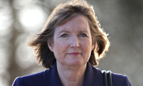 Labour deputy leader, Harriet Harman