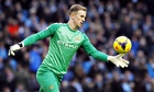Manchester City's Joe Hart to miss out on cup final against Sunderland
