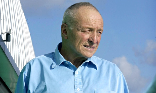 Richard Rogers calls for severe tax on owners of empty houses | Society | The Guardian - Richard-Rogers-010