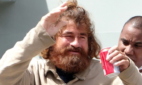 José Salvador Alvarenga, Foto: Hilary Hosia/AFP/Getty