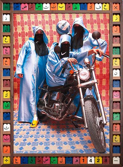 Hassan Hajjaj: Nikee Rider