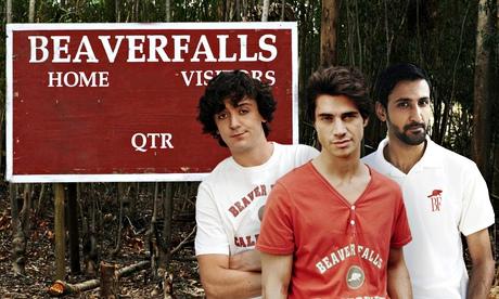 E4's Beaver Falls.