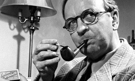 The writer Raymond Chandler