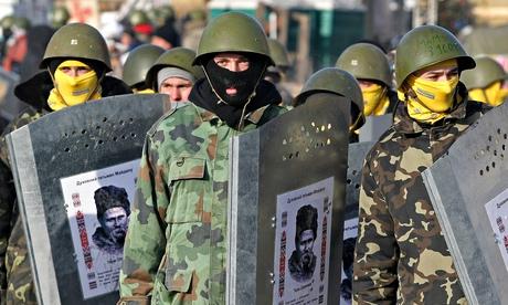 Kiev, February 2014