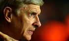 Arsenal's Arsène Wenger points to his team's defensive stability as a main reason for good form