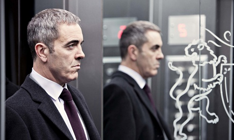 James Nesbitt as London's chief constable Richard Miller in Channel 4's Babylon.