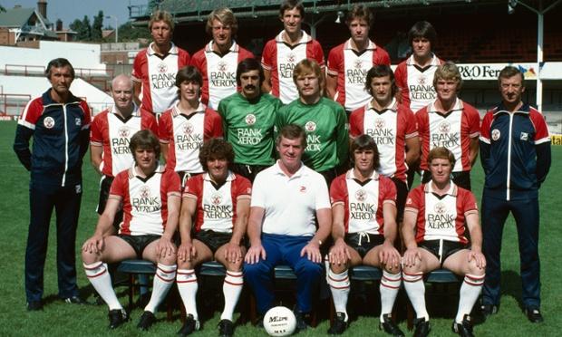 Southampton's 1981/82 squad
