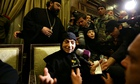 Kidnapped nuns thank negotiators after being freed in Syria