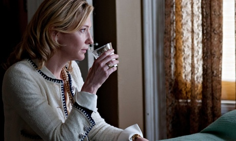 Cate Blanchett in Blue Jasmine - April 2013