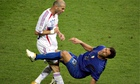 World Cup: 25 stunning moments … No5: Zinedine Zidane's head-butt | Ian McCourt