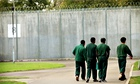 Young offenders unit in UK