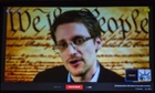Edward Snowden discusses NSA leaks at SXSW: 'I would do it again'