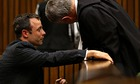 Oscar Pistorius vomits as Reeva Steenkamp wounds described in court