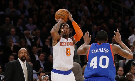 The New York Knicks might be terrible this se