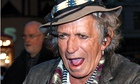 Keith Richards becomes a children's author