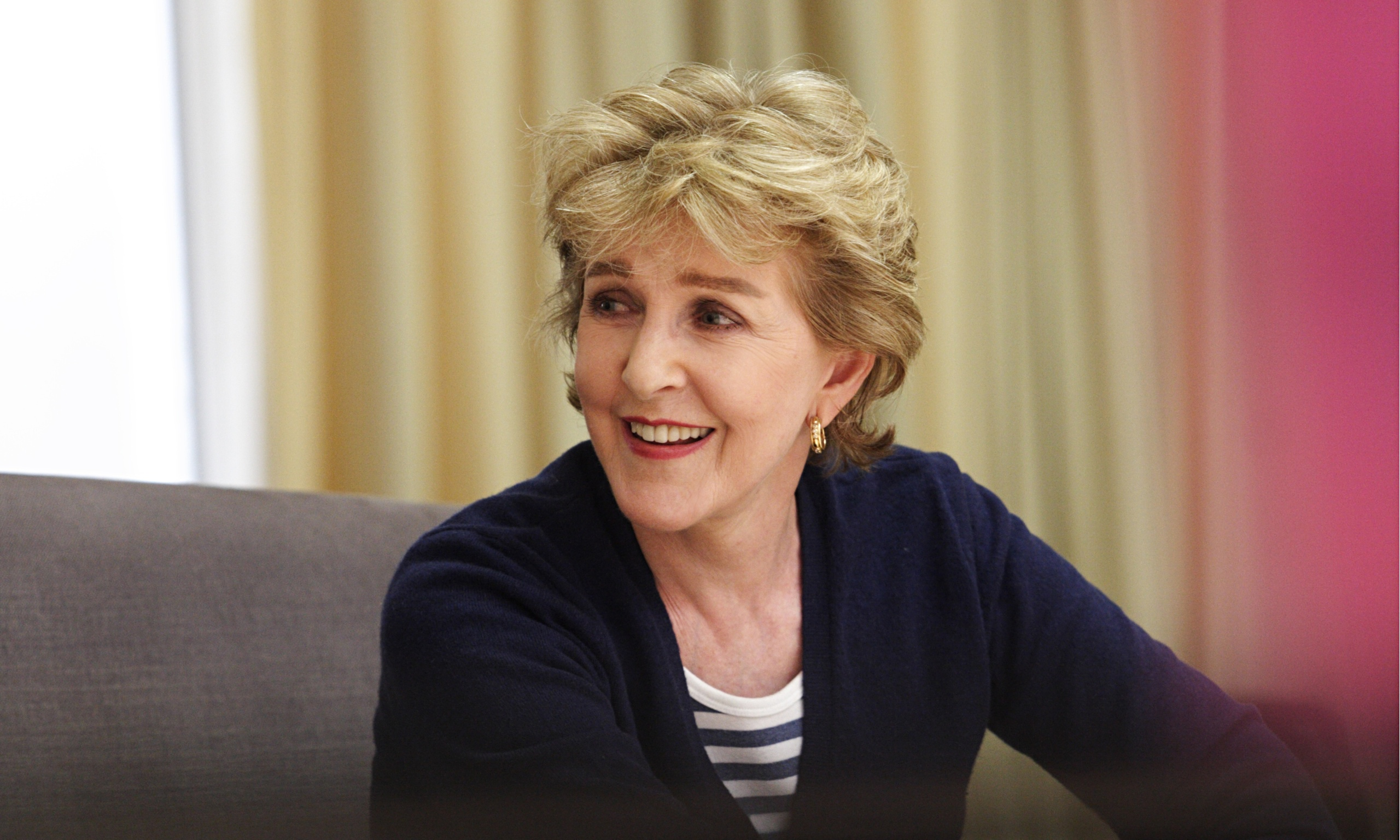 patricia hodge downton abbey