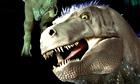 Pygmy tyrannosaur Nanuqsaurus hoglundi