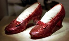 Wizard of Oz red shoes