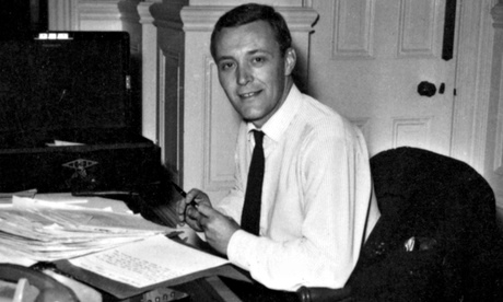 Tony Benn in 1964.