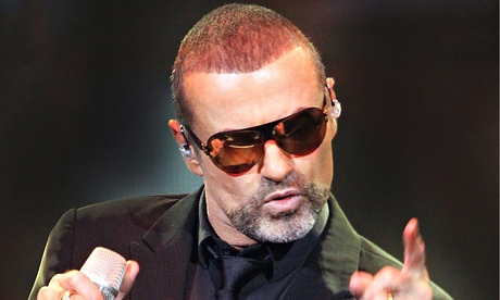 George Michael is as entertaining on stage as off