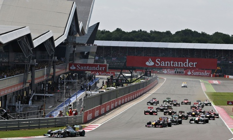The 2013 British Grand Prix