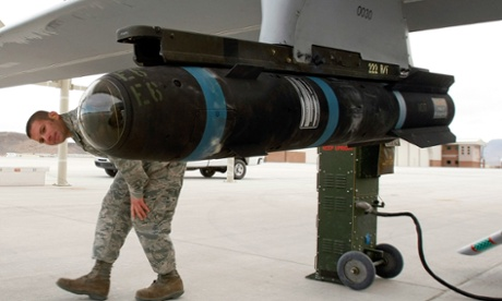 US sends arms to Iraq