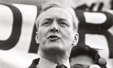 Anthony Wedgwood Benn 1983 Tony Benn Speaking In St James Church....mp