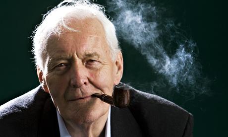 Tony Benn portrait