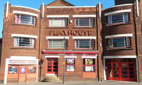 Playhouse Cinema in Louth