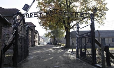 The Auschwitz-Birkenau memorial in Oswiecim, Poland. Photograph: Czarek Sokolowski/AP
