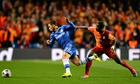Chelsea 2-0 Galatasaray: key clashes from Champions League second leg
