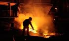 Energy, steel mill