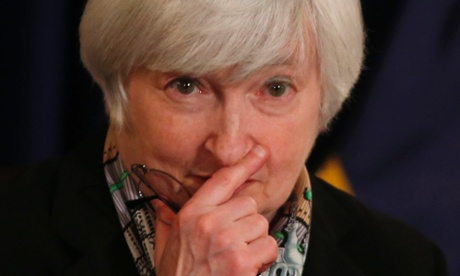 One analyst complained that Yellen was 'winging it' and was 'not helpful'. Exactly.