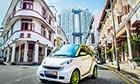 Bosch electric car in Singapore
