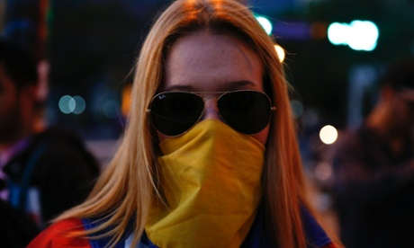 The truth about Venezuela: a revolt of the well-off, not a 'terror campaign'