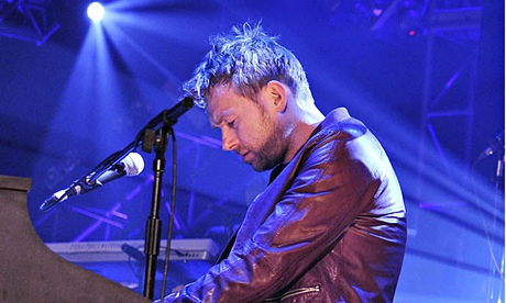 Damon Albarn's Everyday Robots is up there with his best work Securing Damon Albarn to debut his forthcoming solo album Everyday Robots with his new band the Heavy Seas as Friday headline was a coup.